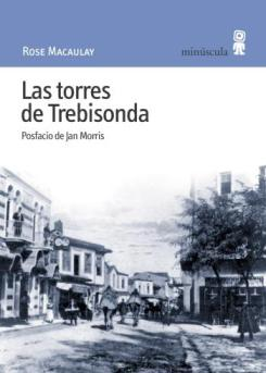 """Portada de """"Las torres de Trebisonda"""""""
