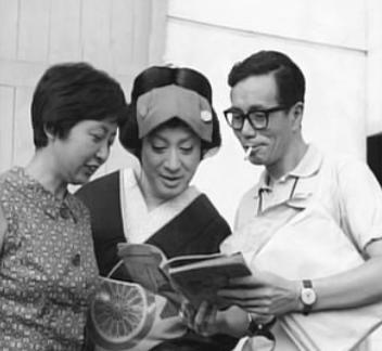 1 Yukinojo henge - Kon Ichikawa - An Actor's Revenge 1963
