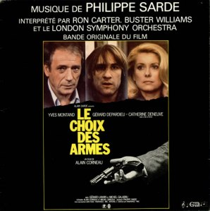 Philippe+Sarde+-+Le+Choix+Des+Armes+-+LP+RECORD-490097